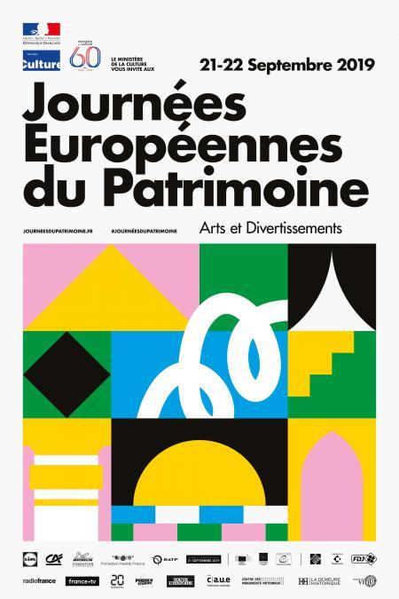 Journées Européennes du Patrimoine – Des idées de lieux à visiter