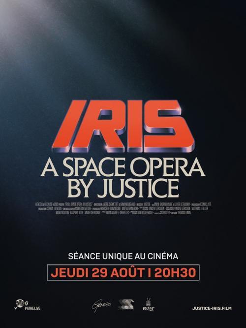 Justice – IRIS, A Space Opera
