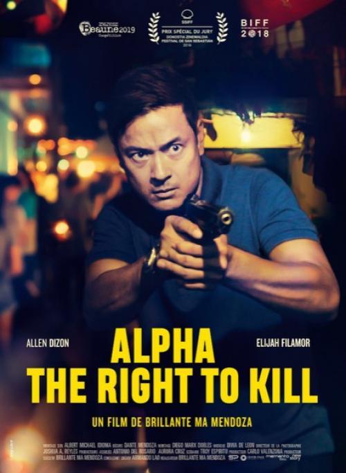 «Alpha – The Right to Kill» : Brillante Mendoza signe un film puissant sur la guerre contre la drogue aux Philippines