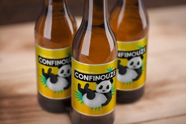 La Confinouze, une bière des confinés imaginée par la Pépite