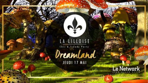 Dreamland par La Lilloise au Network