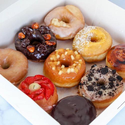 La Maison du Donut, un salon de thé artisanal
