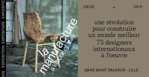 La Manufacture : A Labour of love / Les Usages du Monde