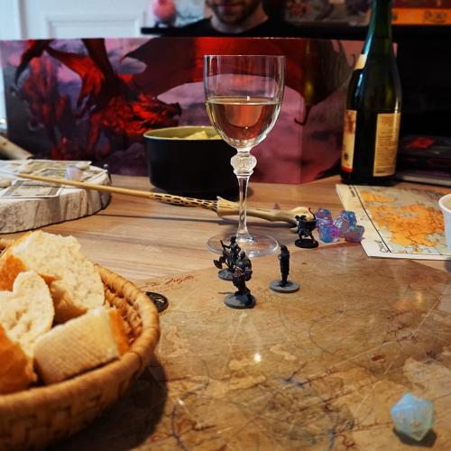 La Taverne, la baraque à jeux de rôle