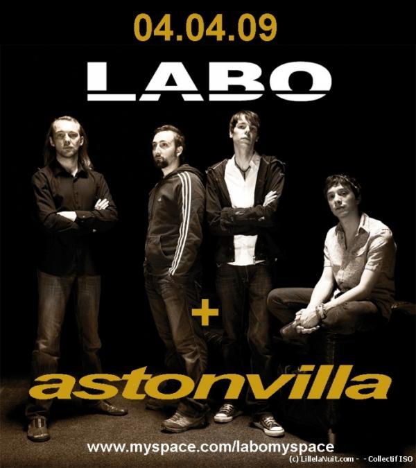 Astonvilla et Labo [Festival Les Enchanteurs] à l'Odéon