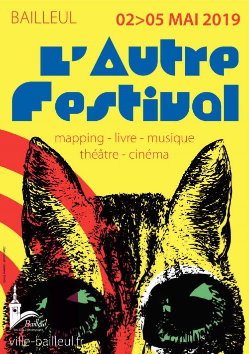 L'Autre Festival x Vidéo Mapping Festival