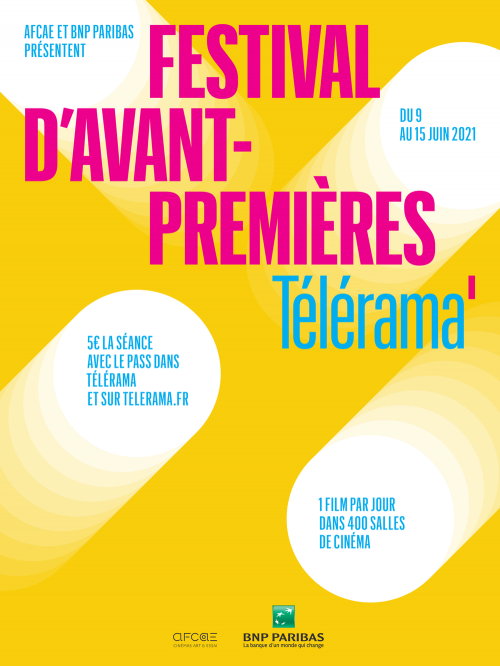 Le Festival Télérama au Kino Ciné
