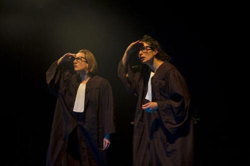 Le Théâtre de l'Aventure continue de faire vivre les créations comme «Têtes Rondes et Têtes Pointues»