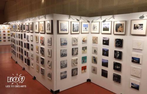 Les 111 des Arts – Expo – Vente – Rencontres d'artistes