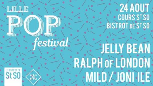 Lille Pop Festival à St So