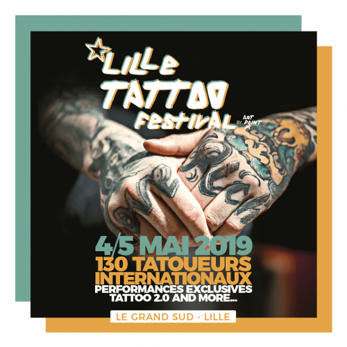 Lille Tattoo Festival