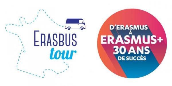 L'Erasbus Tour de passage à Lille pour la rentrée !