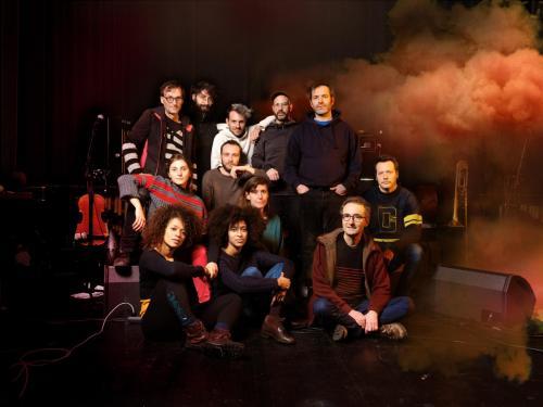 L'Orchestre Tout Puissant Marcel Duchamp