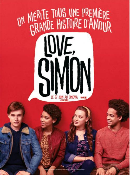 Love, Simon – Avant-première à l'UGC de Lille