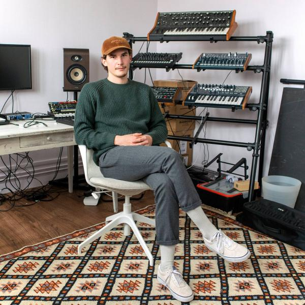 Le Lillois Lydsten dévoile un premier morceau de son EP avec un clip envoûtant