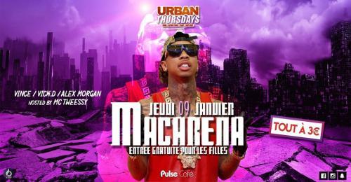 Urban Thursdays : Macarena