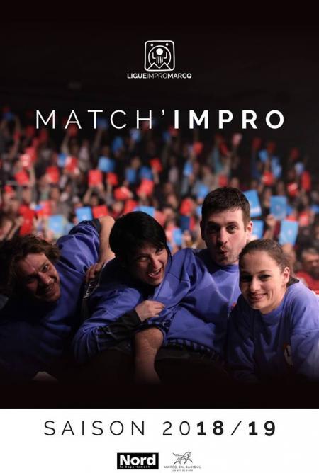 Match Impro – Pros VS Juniors