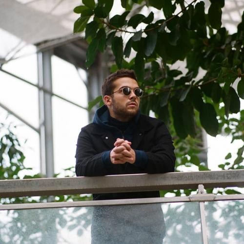 Le rappeur roubaisien Matteoz a tourné un clip au Colisée de Roubaix