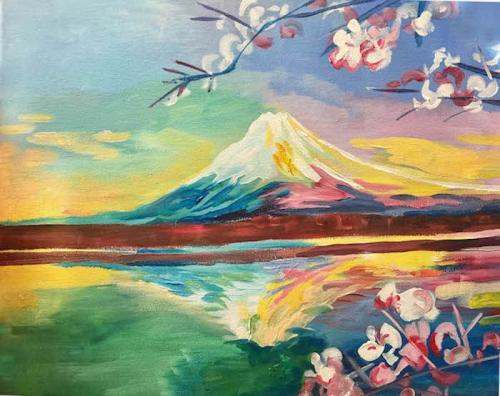 Happy Paint, un apéro peinture
