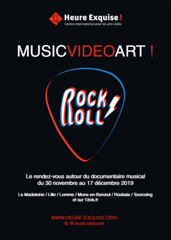 MusicVideoArt ! autour du Rock'n Roll