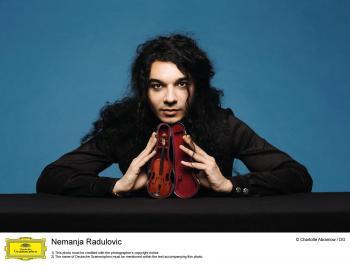 Nemanja Radulović, sa carte blanche « violon »