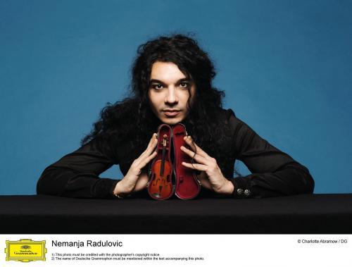 Nemanja Radulović, sa carte blanche «violon»