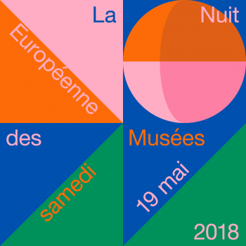 La Nuit Européenne des Musées 2018, visites des musées au fil de la nuit