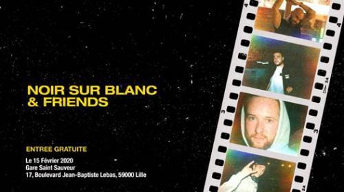 Noir Sur Blanc & Friends