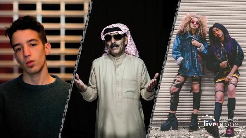 Omar Souleyman + Jabo + Nova Twins