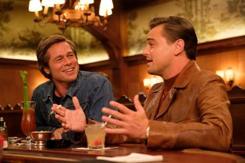 Kinepolis Lomme diffuse le nouveau film de Quentin Tarantino en 35mm