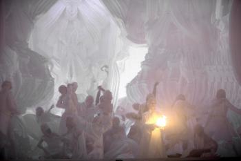 La Flûte enchantée de Mozart revisitée à l'Opéra de Lille