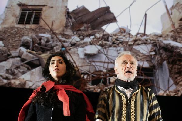 Oreste à Mossoul de Milo Rau à voir à La Rose des Vents