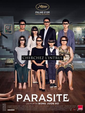 «Parasite» : La Palme d'Or réjouissante, insolente, corrosive, explosive de Bong Joon ho !