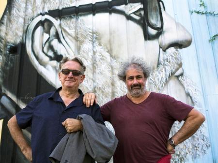Gustave Kervern & Benoît Delépine, réalisateurs de «I Feel Good» avec Jean Dujardin et Yolande Moreau