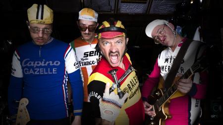 Fais du vélo : le premier album des Chasse Patates est sorti