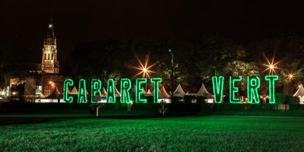 Le Cabaret Vert Durable : adopte un arbre, Green Floor, Green Camping…