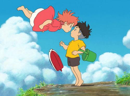 Un ciné en plein air au LAM : «Ponyo sur la falaise» d'Hayao Miyazaki