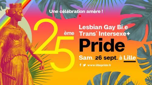 La LGBTI + Pride Lille – le village, la marche des fiertés, les soirées