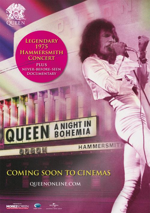 Queen – A Night in Bohemia