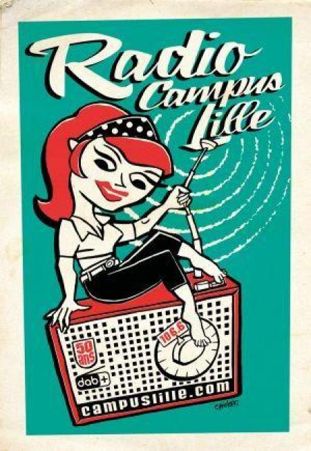 Radio Campus fête ses 50 ans !