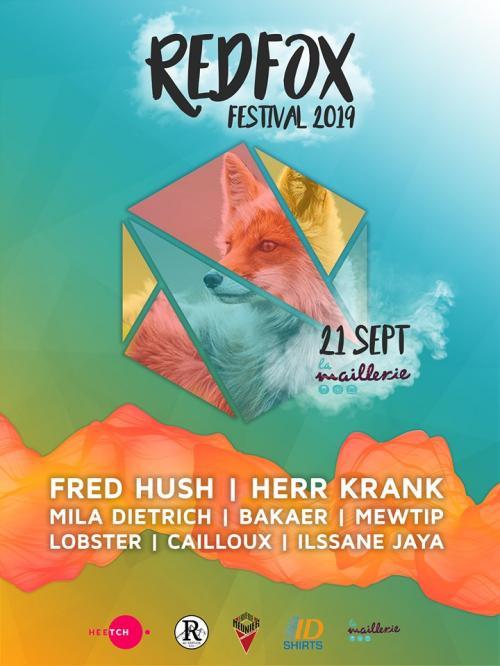 RedFox Festival à la Maillerie
