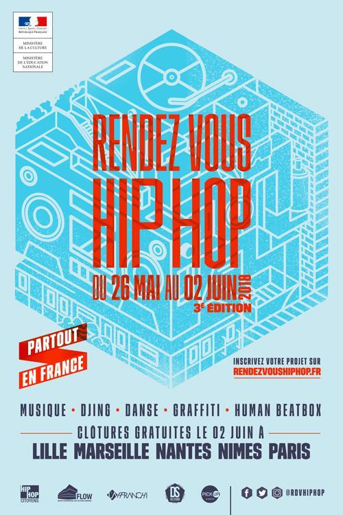 Rendez-Vous Hip Hop 2018
