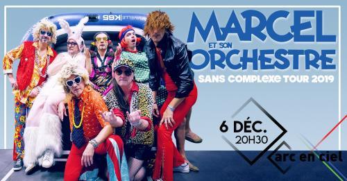 Rock'n'Noël : Marcel et son Orchestre