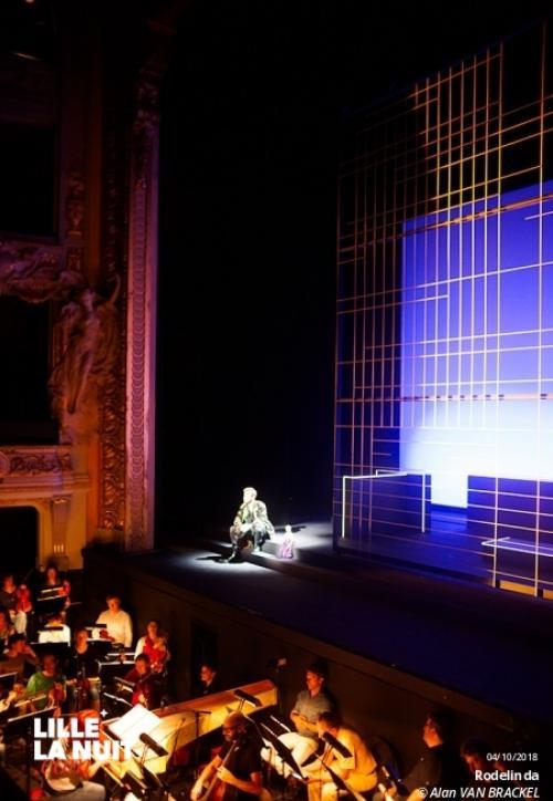 Rodelinda de Haendel à l'Opéra de Lille