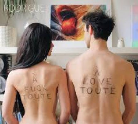Rodrigue revient avec «À Fuck Toute ~ À Love Toute», un album sur la voie de la résilience