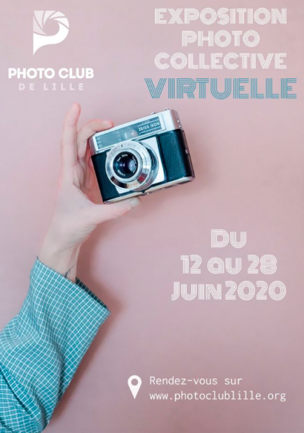 Le Photo Club de Lille lance une expo photo virtuelle