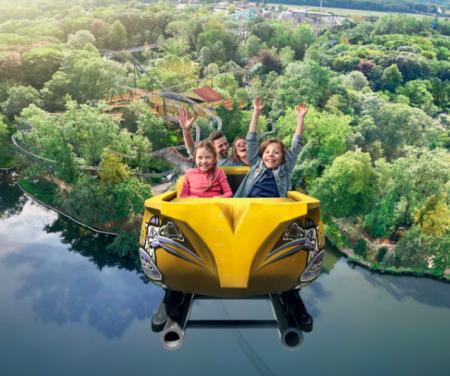 Bellewaerde rouvre et dévoile de nouvelles attractions !