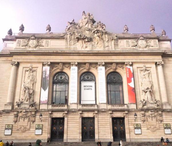 L'Opéra de Lille devient le premier opéra «durable» en France!