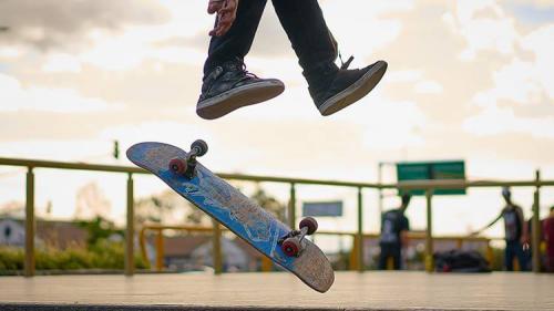 Conférence Les Feux de la Rampe – Skate et musique