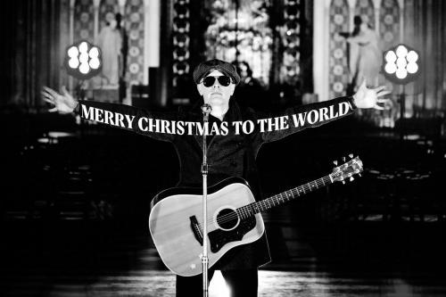 Sly des Rabeats a tourné une vidéo pour Noël dans la Cathédrale d'Amiens
